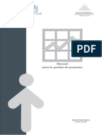 Manual Gestión de Proyectos