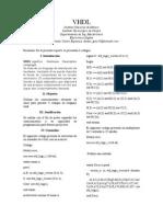 VHDL (programacion)