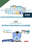Usingsocialmediaandweb2 0forlearningslideshare 110211042542 Phpapp01