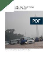 Perhatikan Hal Ini Agar Tidak Tertipu Membeli Mobil Bekas Banjir