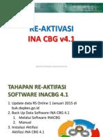 Tahapan Aktifasi INACBG 4.1