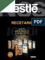 Recetas Postres Nestlé
