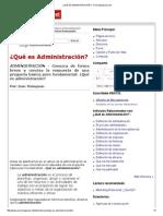 ¿QUÉ ES ADMINISTRACIÓN_ - PromoNegocios.pdf