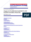 Water Management and Flood Control in Guyana