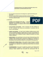 Protocol on the Implementation of the Terms of Reference of the Independent Decommissioning Body