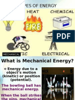 7 Forms of Energy