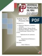 proceso metalurgico