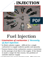 Petrol Fuel Injection