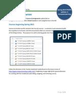 spring 2015 pgcps updates