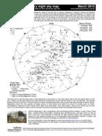 Star Map Mar 2015