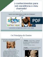 II Encontro Do Ministério Infantil IIGD Cuiabá