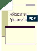 Nefelometria