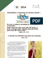 I Encontro Do Ministério Infantil Cuiabá
