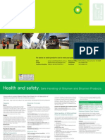 Health Safety Guide _ Bitumen