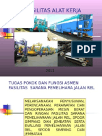 Fasilitas Alat Kerja (Power Point)Asli