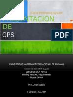 Presentacion Final GPS