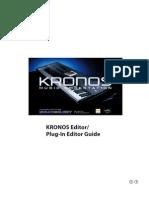 Kronos Editor e3