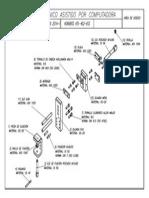 2. Vista Explosionada - Prensa Manual