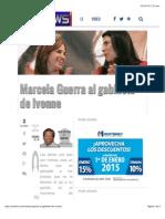 02-02-15 Marcela Guerra Al Gabinete de Ivonne - MTY News