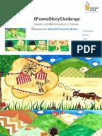 Vedavathi Narasimha Murthy's Illustrations for the #6FrameStoryChallenge