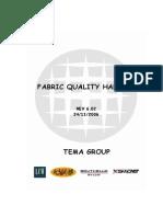 Fabric Quality Handbook