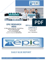 Epic Research Malaysia - Daily Klse Malaysia Report of 04 February 2015