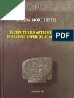 Începuturile artei medievale în bazinul inferior al Mureșului