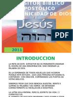 Expositor Apostolico de La Unicidad de Dios