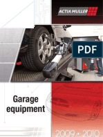 Leaflet ACTIA MULLER Garage Equipment