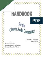 299EE33F55604F28B198F259B11FC324_Handbook for Church Audit Comm.
