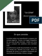 Hernández Pedro-La cena de Nicola Costantino