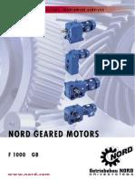 NORD Geared Motors