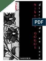 Gogol Diario de Un Loco