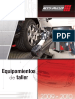 Catalogo ACTIA MULLER Equipamientos Taller