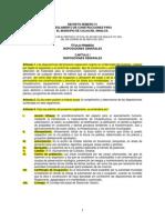 Reglamento de Construcciones Para El Municipio de Culiacan
