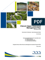 PFR2 Upper Watershed Management Plan (3-Jun-14) Ver-8.3