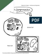 BiologyForm4Chapter2–CellStructureandOrganisation