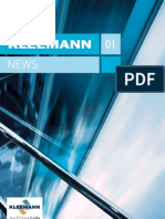 Kleemann News ISSUE #01 (english version)