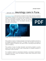 Best of Neurology Care in Pune