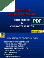 Lpg Properties Bharat Petroleum