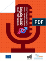 Gender Guidelines for Community Radio in Bangladesh