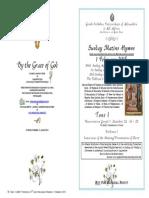 2015-1 Feb - 34 AP-1 Triodion- 16 Luke-publican & Pharisee