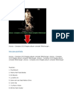 Alonzo - Comptes 2015 Regles album complet Télécharger