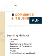 1. Introduction to e Commerce Sent V1