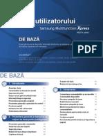 Manual multifuncțională Samsung M2070FW