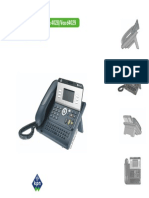 Handleiding Vox 4028 4029 R6