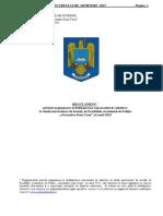 Regulament Admitere 2015 Academia de Politie