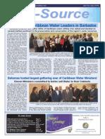 CAWASA E-source Newsletter - 3rd Quarter 2014