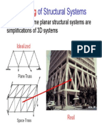 Modeling of Structural System