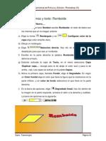 Las Herramientas de Pintura y Edición. Photoshop